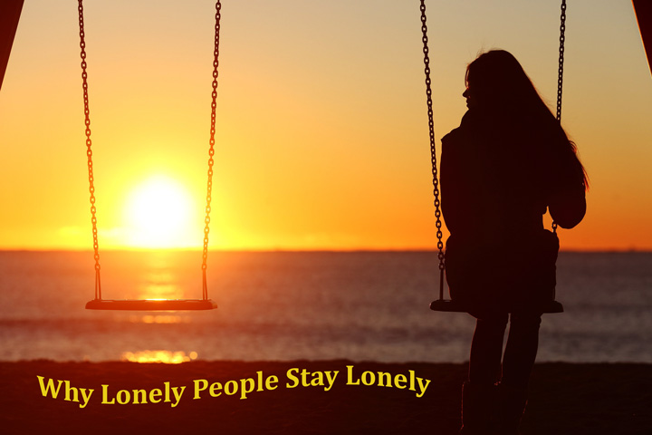 Why Lonely People Stay Quiet Corner