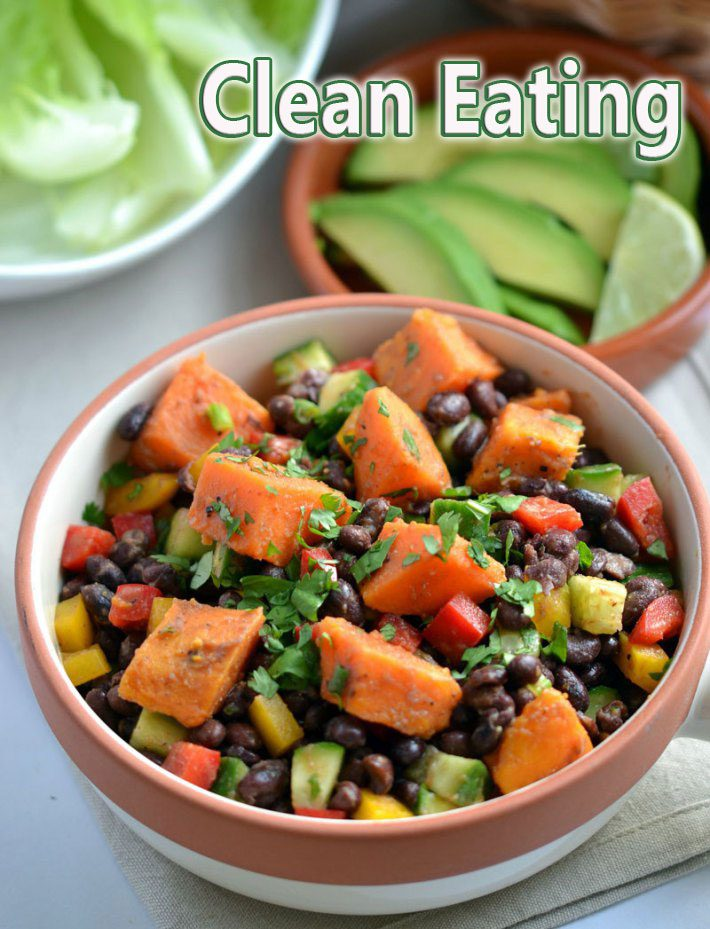 Do Yourself a Favor and Learn How to Eat Clean