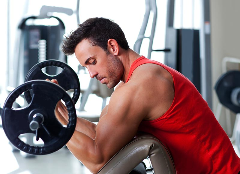 Build Muscle, Lose Fat And Become A Better Athlete