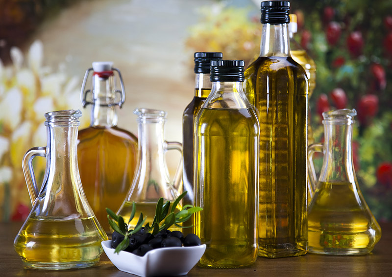 Healthy Eating - What's the Healthiest Cooking Oil?