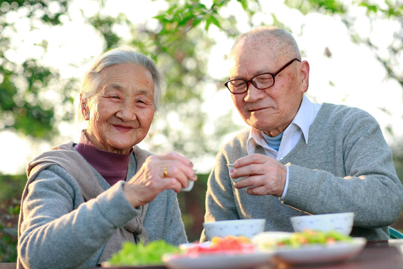 Okinawa Diet - Key to Japanese Longevity?