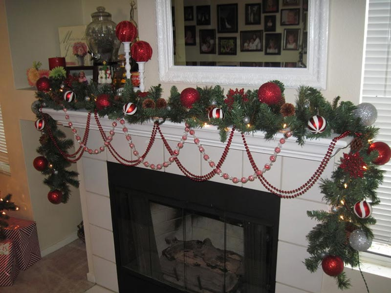 Diy Christmas Garland Tutorials And Ideas Quiet Corner