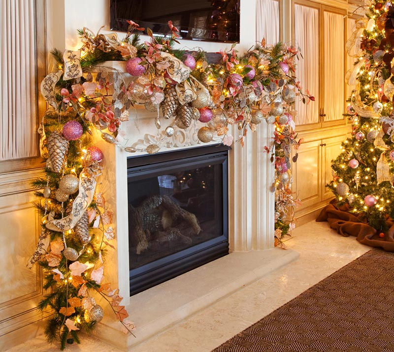 DIY Christmas Garland Tutorials And Ideas