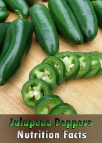 Jalapeno Peppers Nutrition Facts and Health Benefits 2