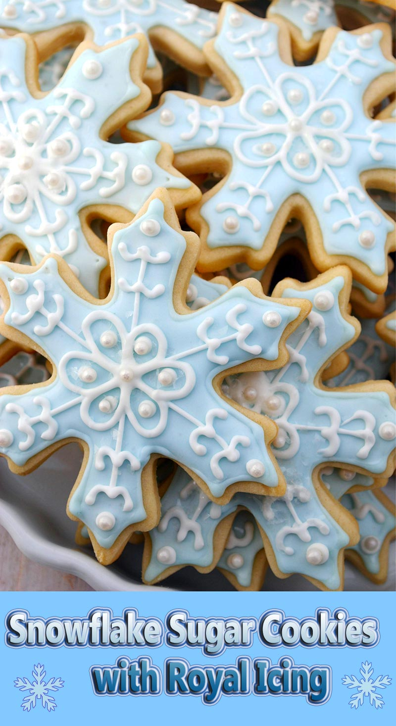 Moravian Crisps With Royal Icing Recipe — Dishmaps
