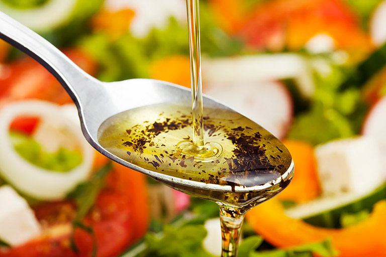 Make Your Own Super-Healthy Salad Dressing