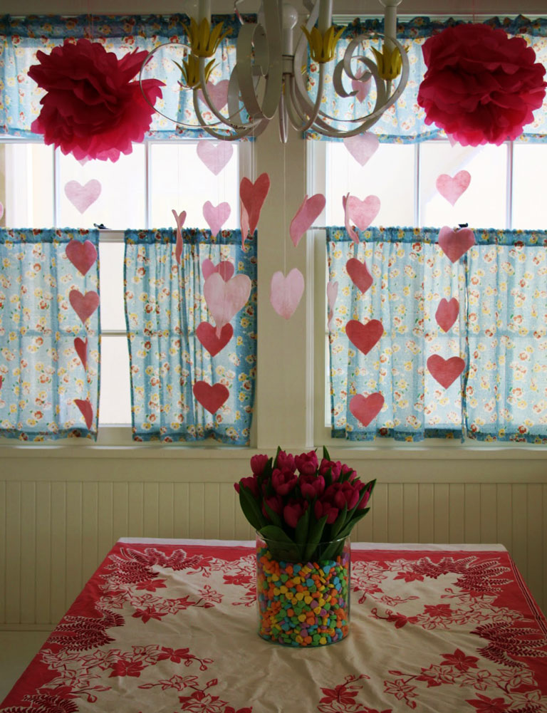 Amazing Valentines Day Decorations Ideas - Quiet Corner