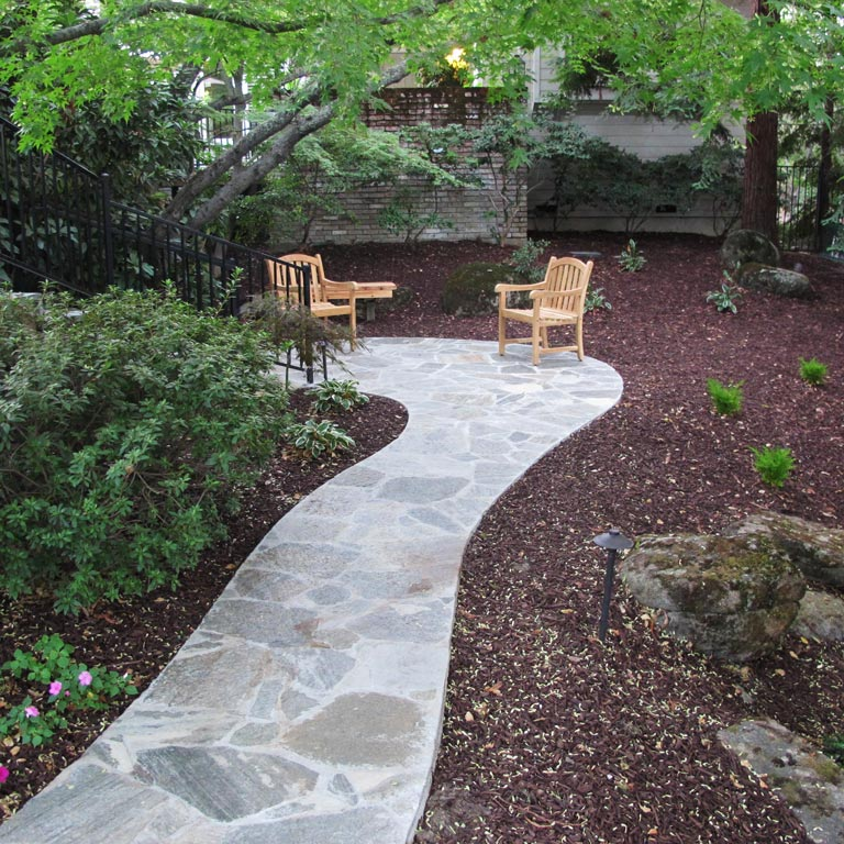 Garden Walkway Ideas 27 easy and cheap walkway ideas for your garden Garden Walkways Tips And Ideas