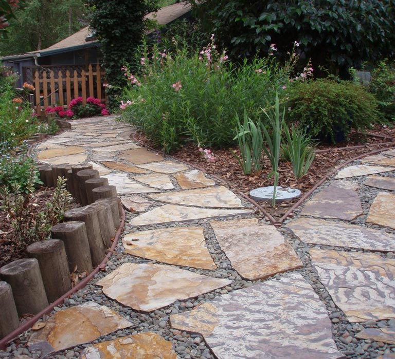 Walkways And Paths: Garden Walkways Tips And Ideas