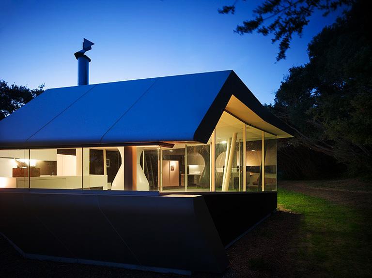 The Cape Schanck House - Paul Morgan Architects