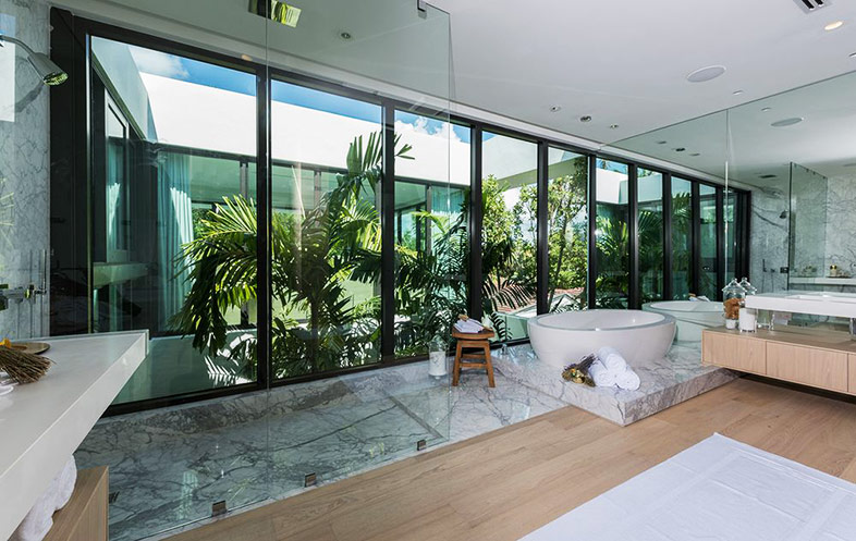 2300 Sunset Drive Miami Beach Modern Home