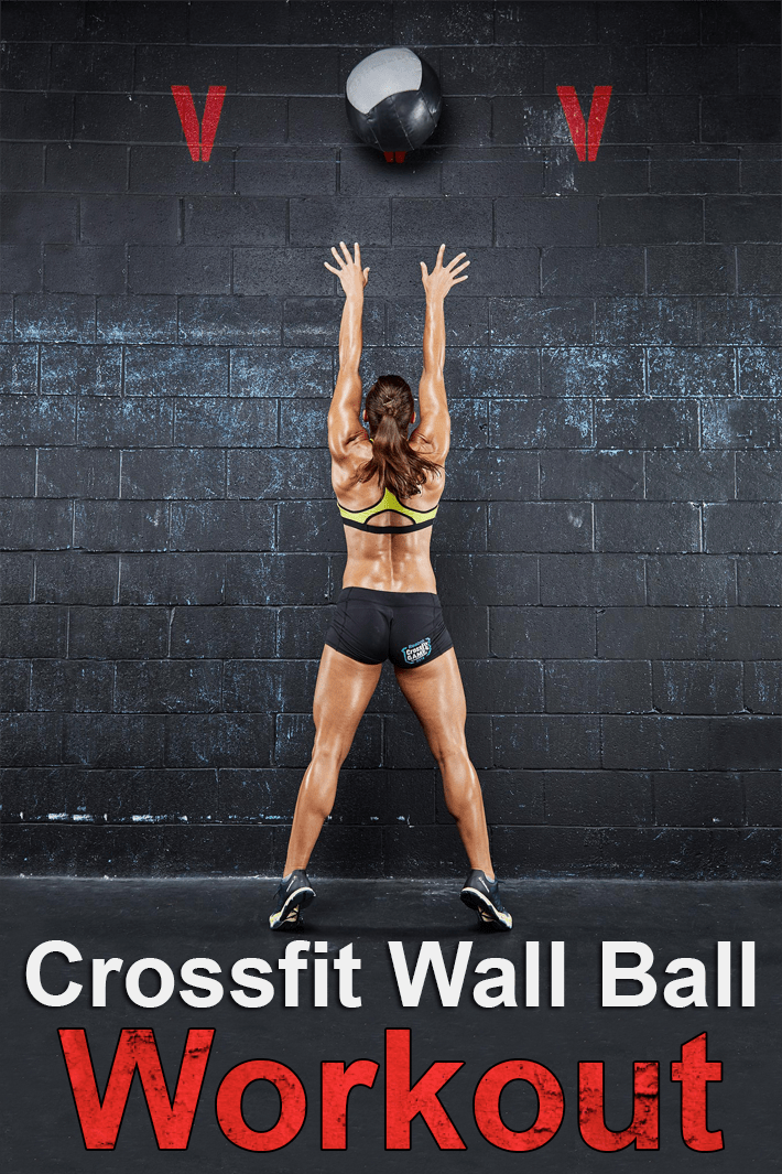 Crossfit Wall Ball Workout - Quiet Corner