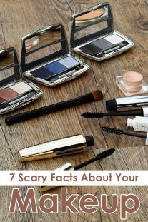 7 Scary Facts About Your Makeup
