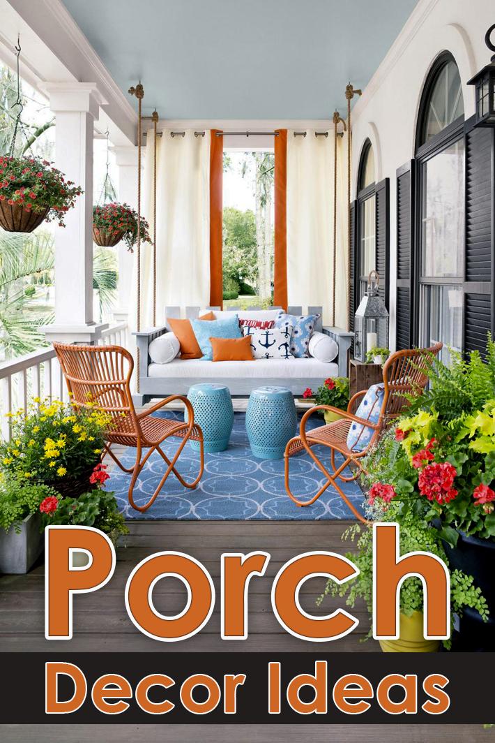 Clever Ideas for Decorating Your Porch - Quiet Corner