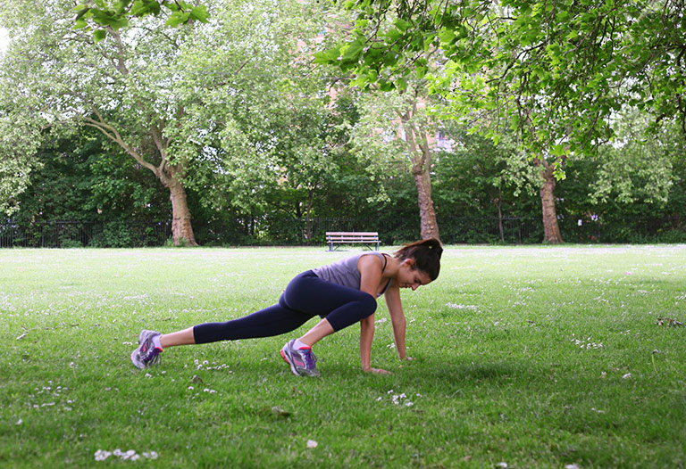 3 Weeks Total Body Fitness Program- Week 3