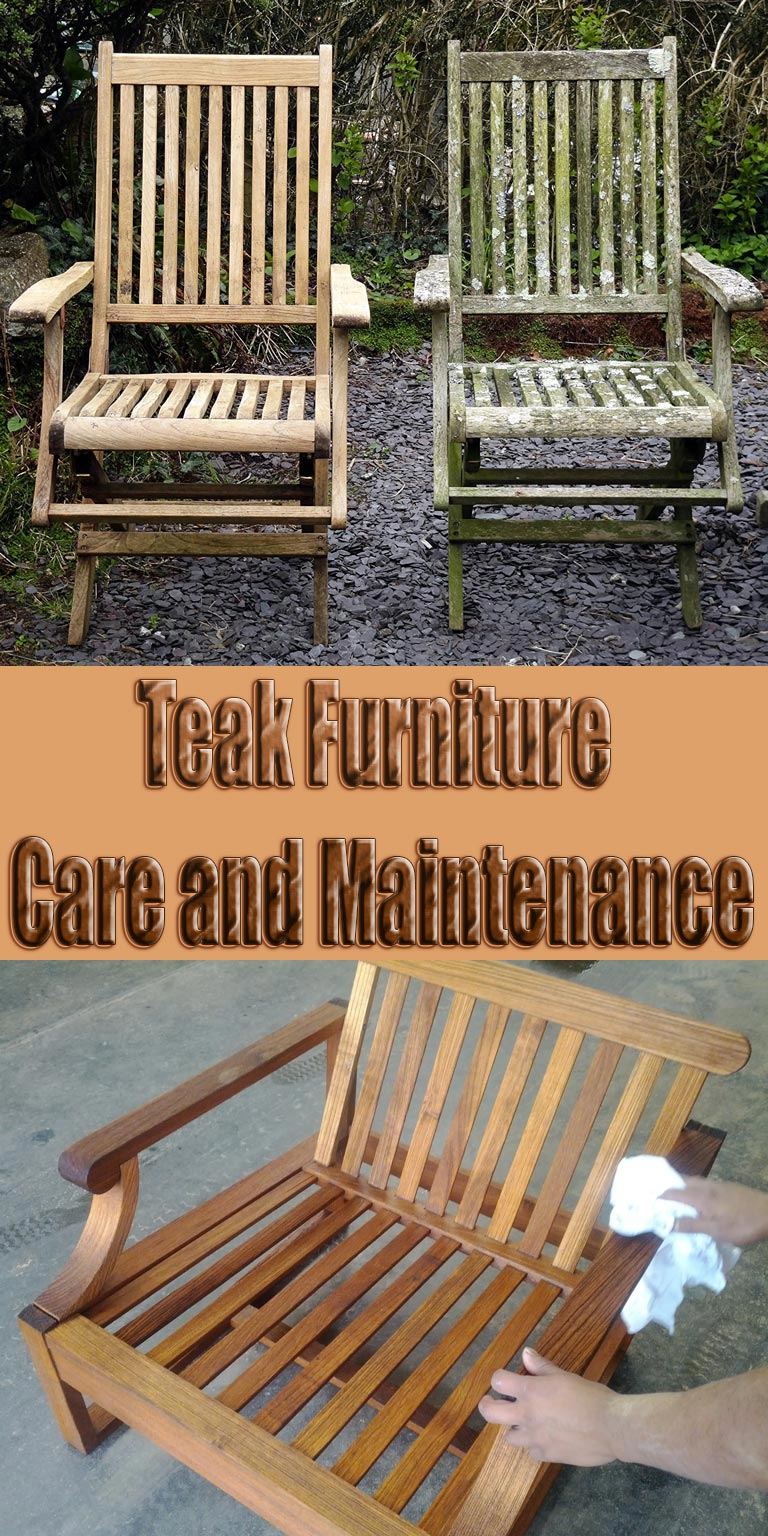 Teak Furniture Care And Maintenance Quiet Corner