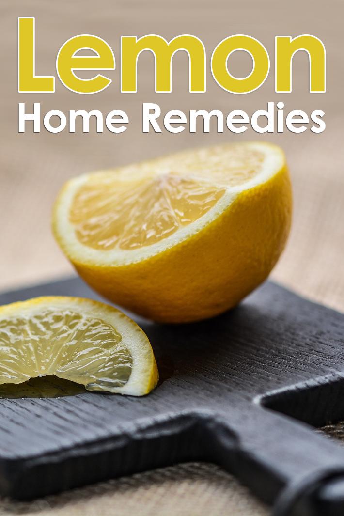 Home Lemon Remedies for Smooth Skin - Quiet Corner