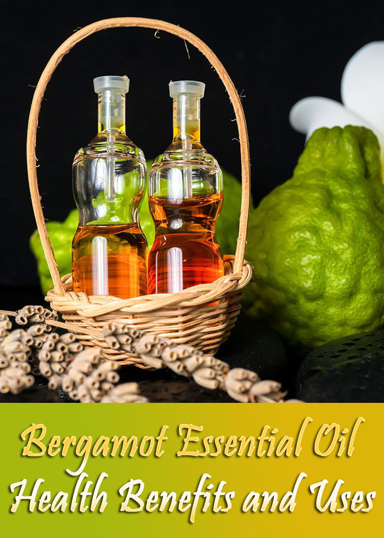 Bergamot Essential Oil – Health Benefits and Uses