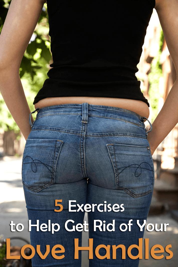 5 Exercises to Help Get Rid of Your Love Handles - Quiet Corner