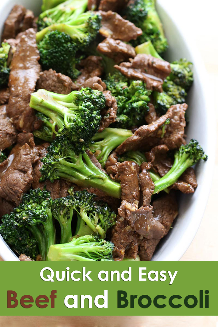 Easy Beef and Broccoli Recipe - Quiet Corner