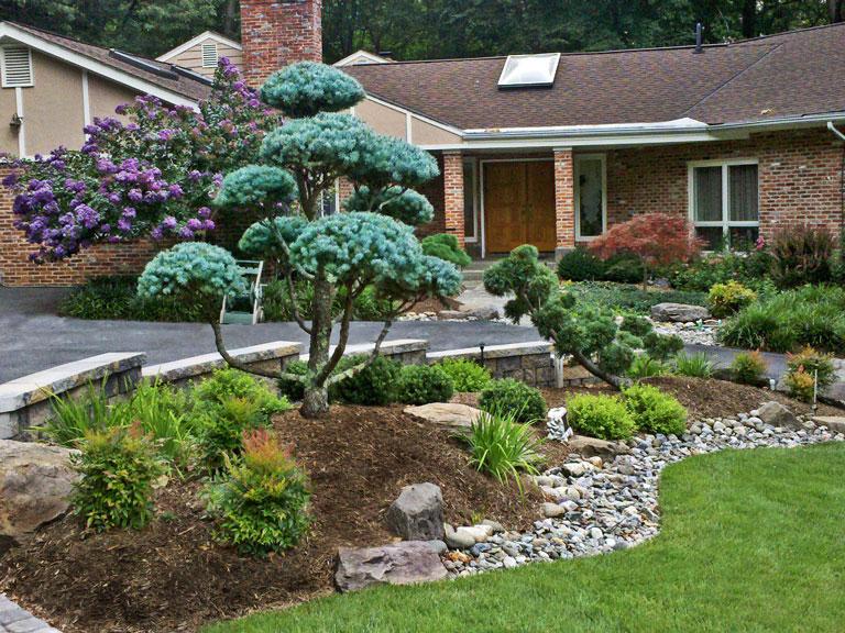 Quiet Corner Front Yard Landscaping Ideas And Tips Quiet Corner