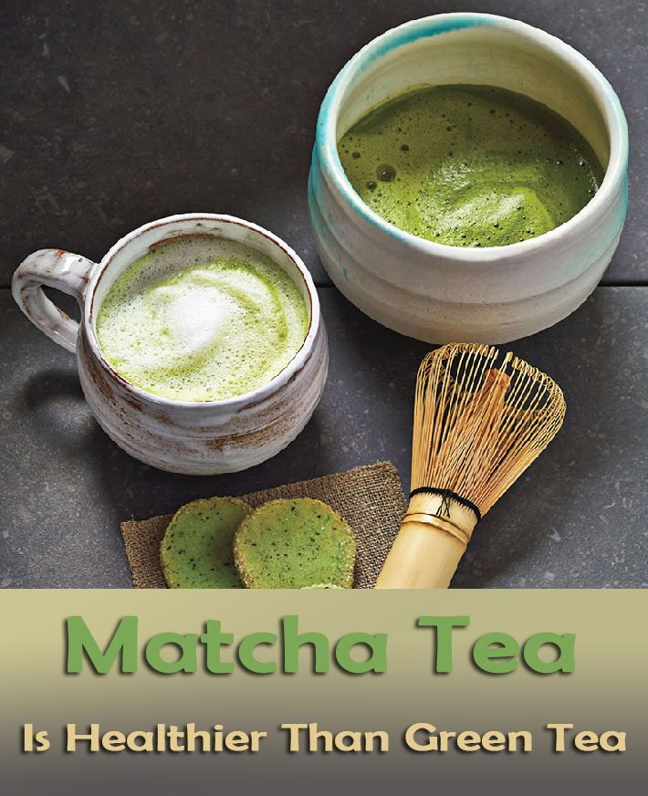 Matcha Tea – More Powerful Than Regular Green Tea?