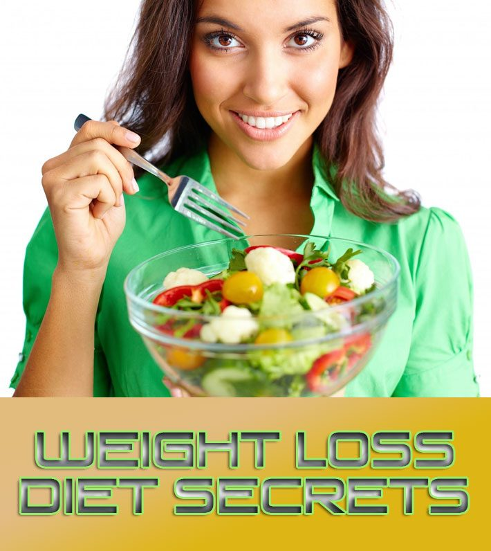 Diet Secrets to Lose Weight Successfully