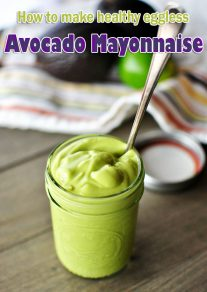 How to make Avocado Mayonnaise