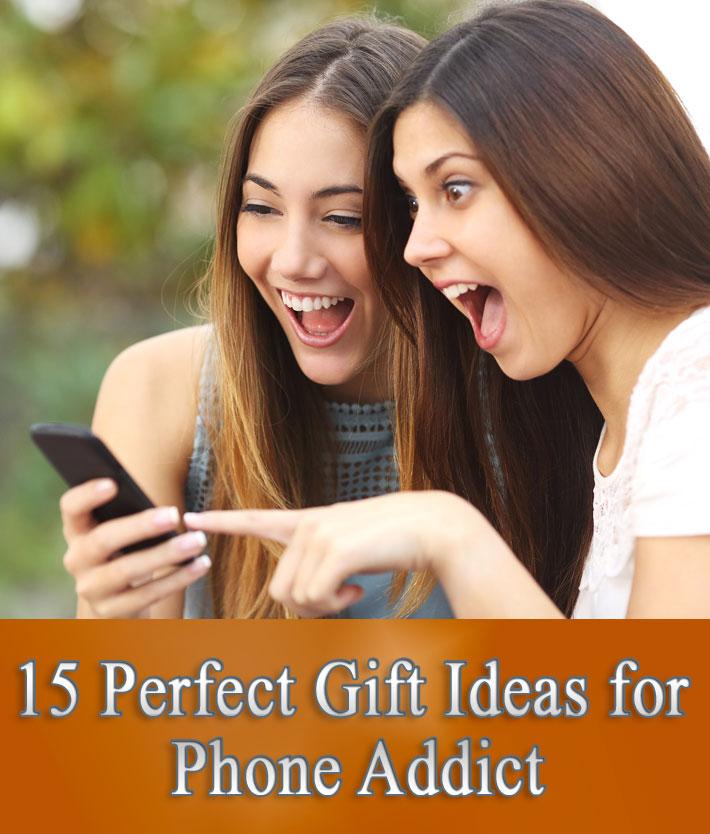 15 Perfect Gift Ideas for Phone Addict - Quiet Corner