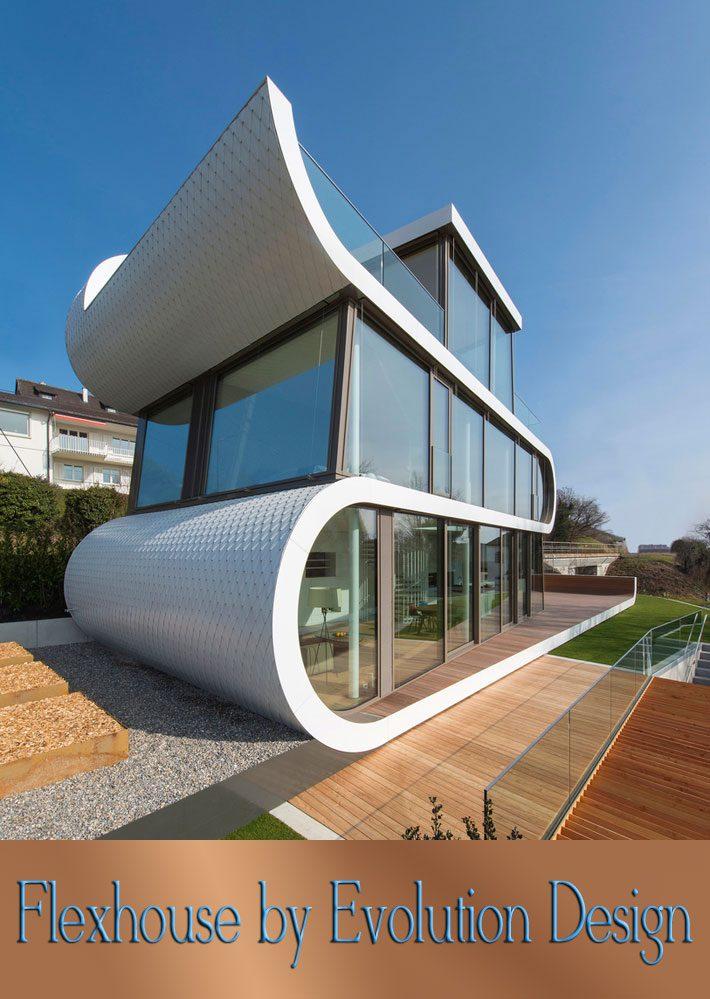 Quiet Corner:Flexhouse By Evolution Design