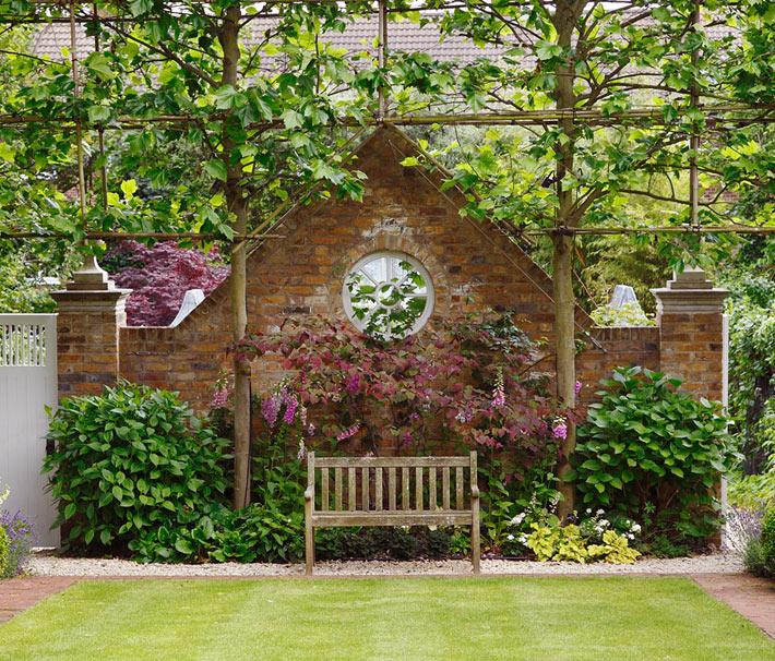 Quiet Corner:Small Garden Design - Tips and Tricks - Quiet ...