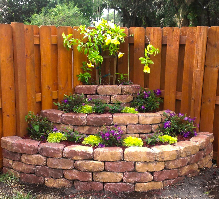 15 Small Backyard Designs Efficiently Using Small Spaces: Quiet Corner:Small Garden Design