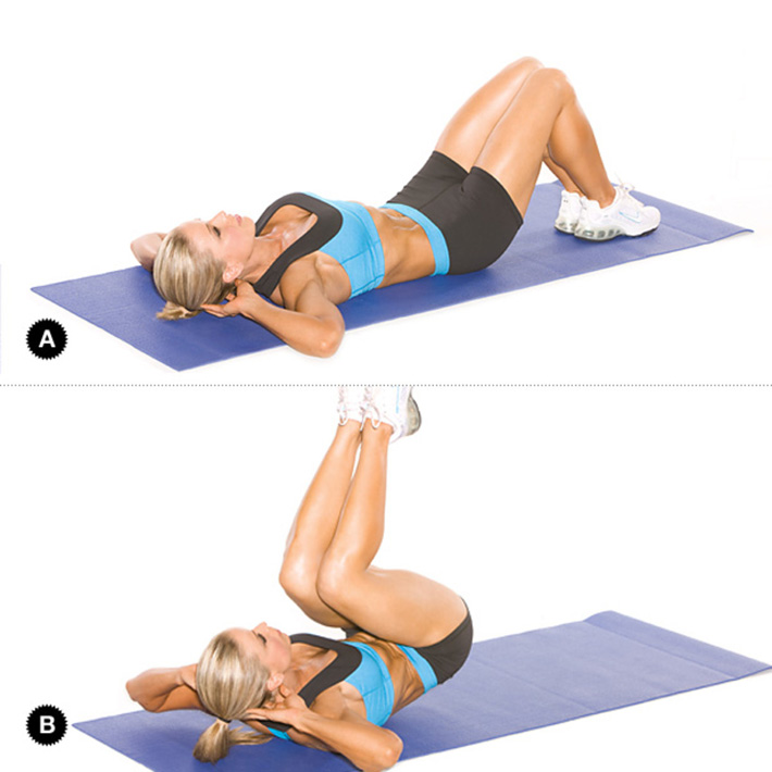 7 exercises for a strong core