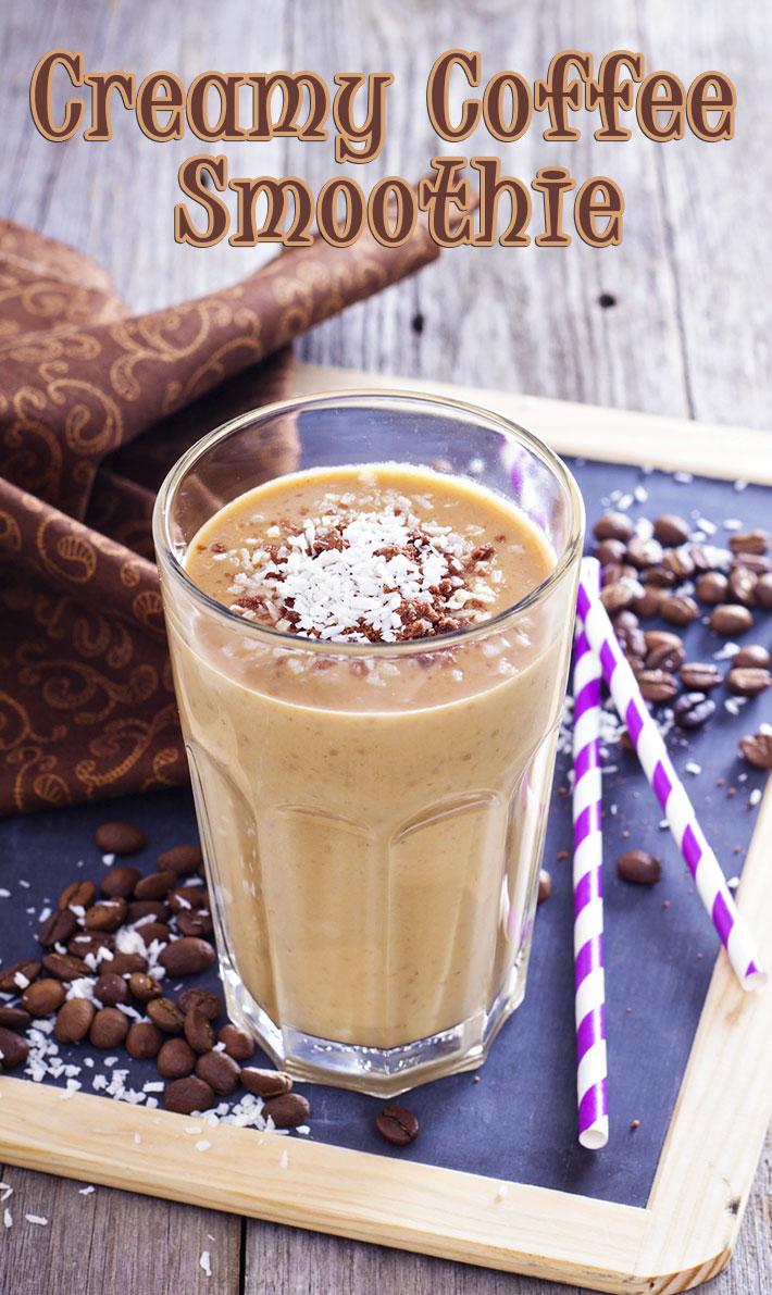 Creamy Coffee Smoothie Recipe