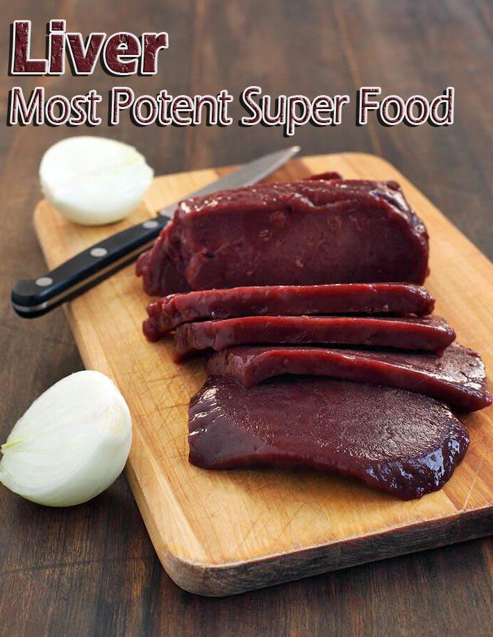 Liver – Most Potent Super Food