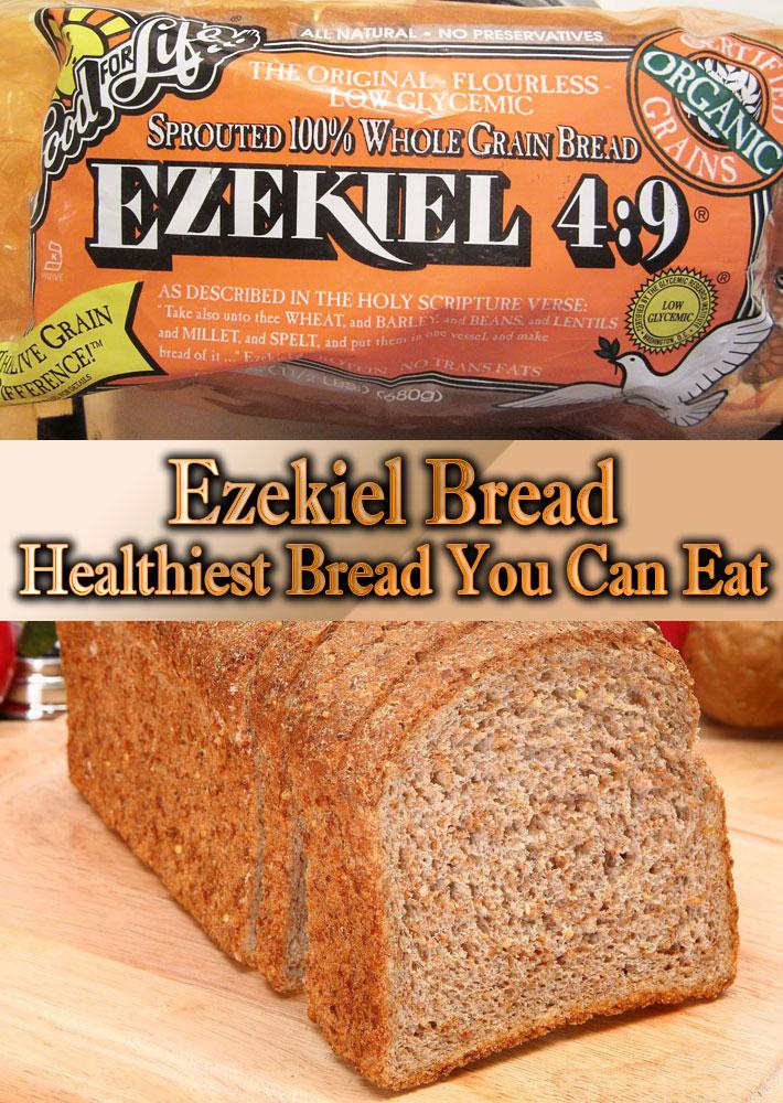 ezekiel bread for diabetic diet