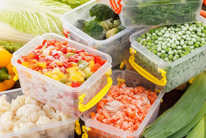 Are Frozen Foods Healthy?
