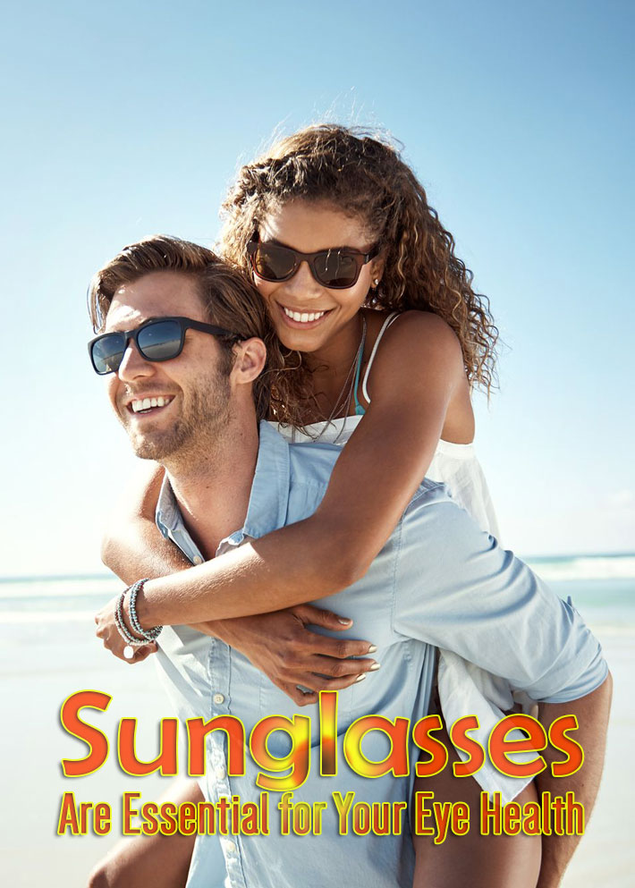 Sunglasses Are Essential for Your Eye Health - Quiet Corner