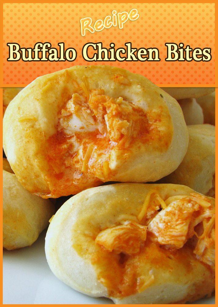 Buffalo Chicken Bites