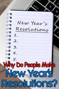 Why Do People Make New Year's Resolutions?