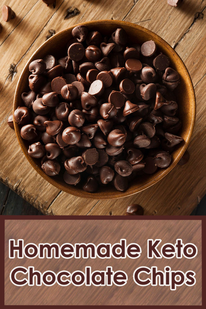 Homemade Keto Chocolate Chips - Quiet Corner