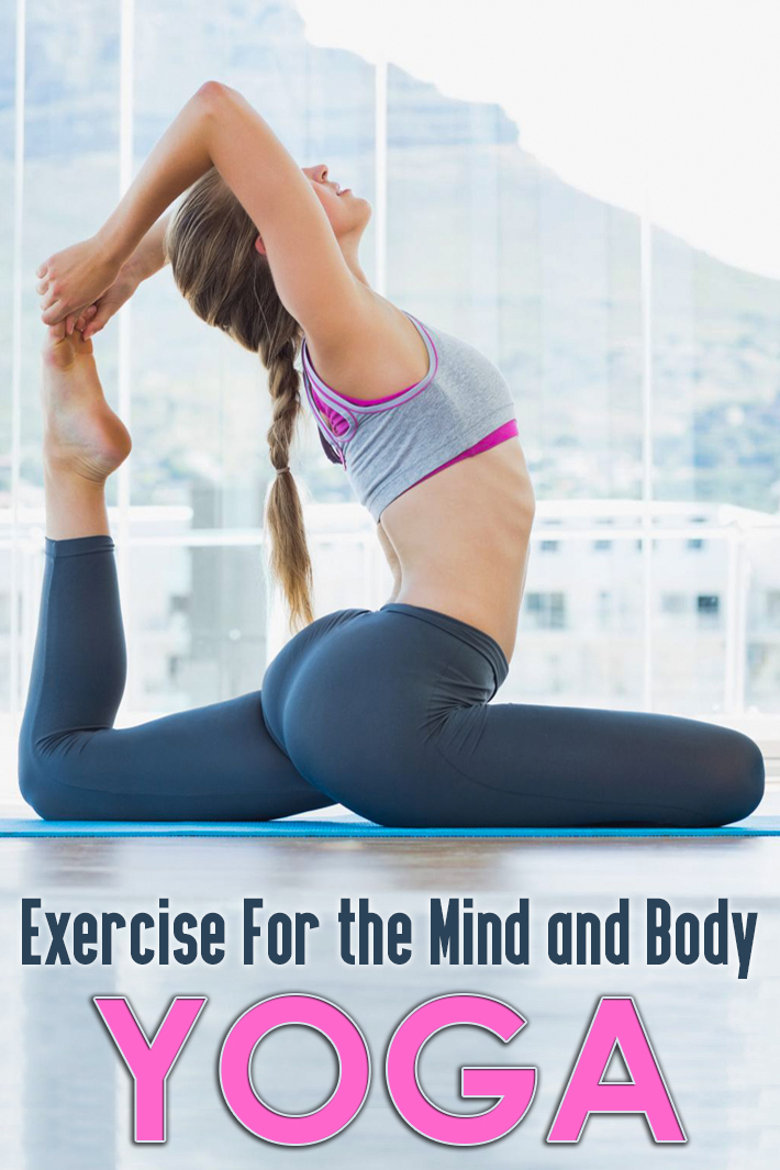 Yoga: Exercise For the Mind and Body - Quiet Corner