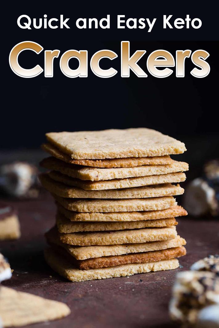 Keto Crackers - Quiet Corner
