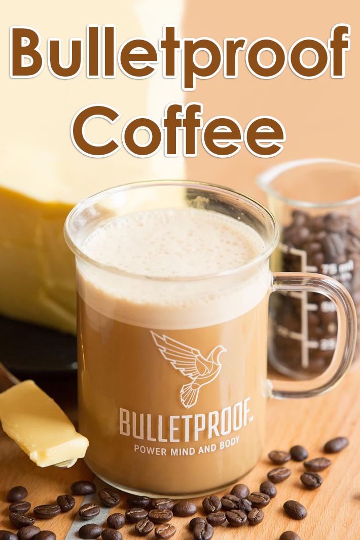 Bulletproof Coffee Recipe - Quiet Corner
