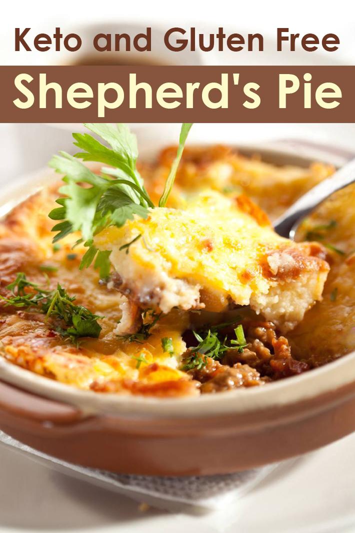 Keto and Gluten-Free Shepherd's Pie - Quiet Corner