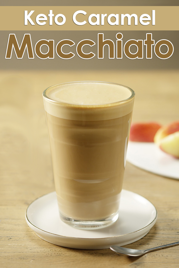 Keto Caramel Macchiato - Quiet Corner